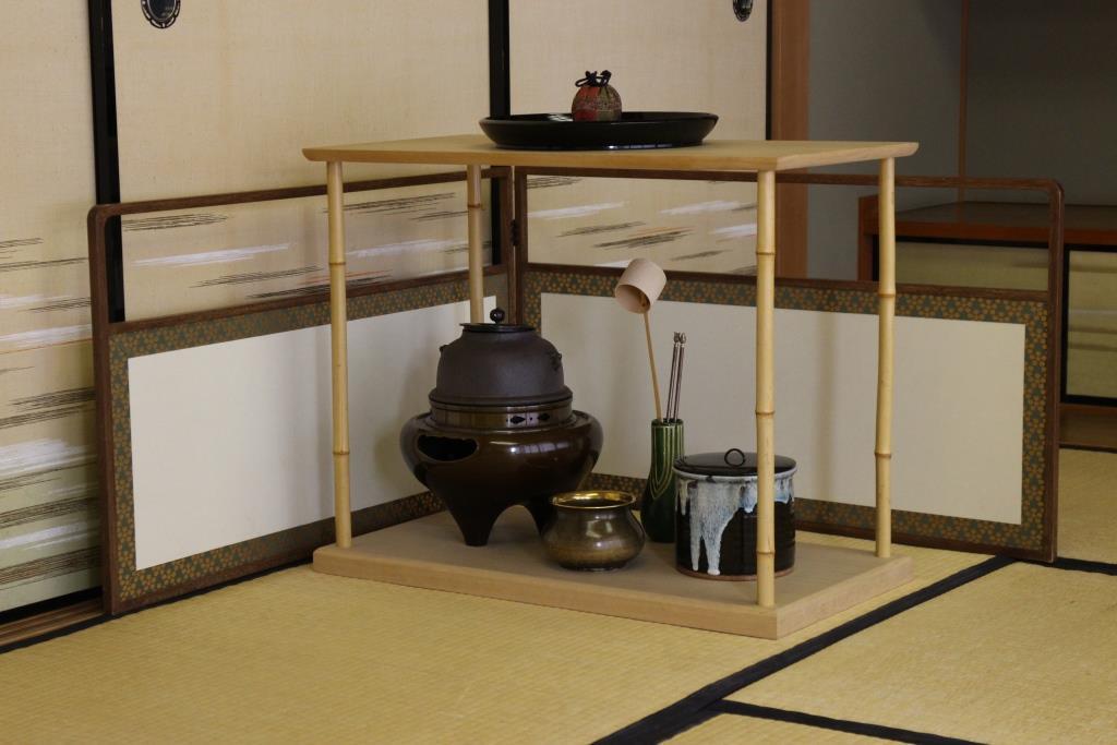 茶室 台子 茶道具