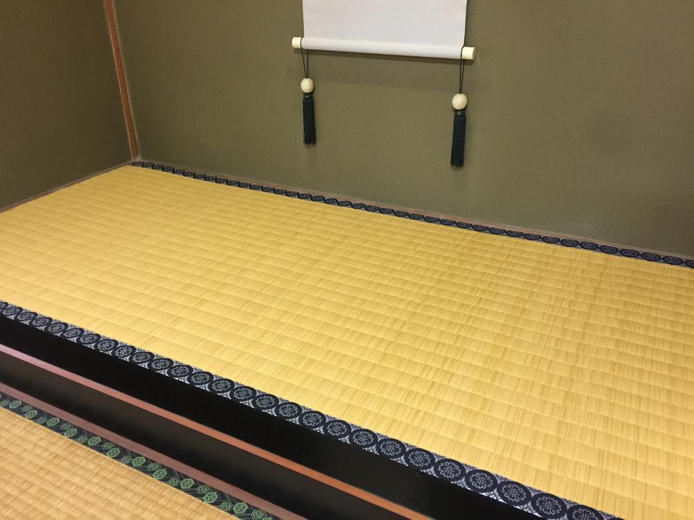 畳床 床の間
