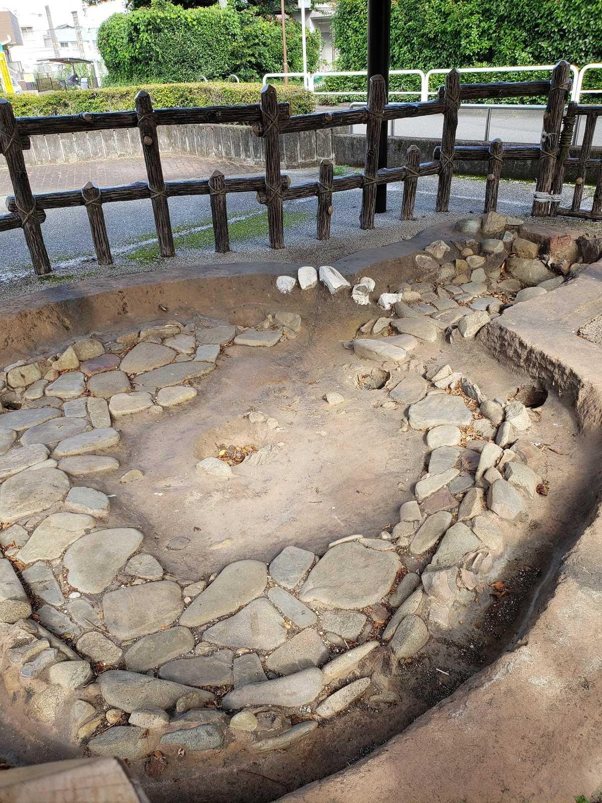 縄文時代 住居