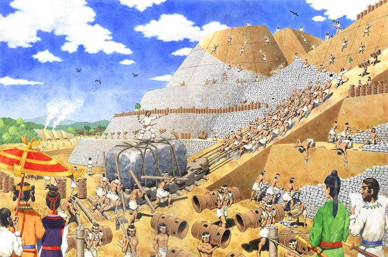 古墳時代 大和朝廷 大和政権