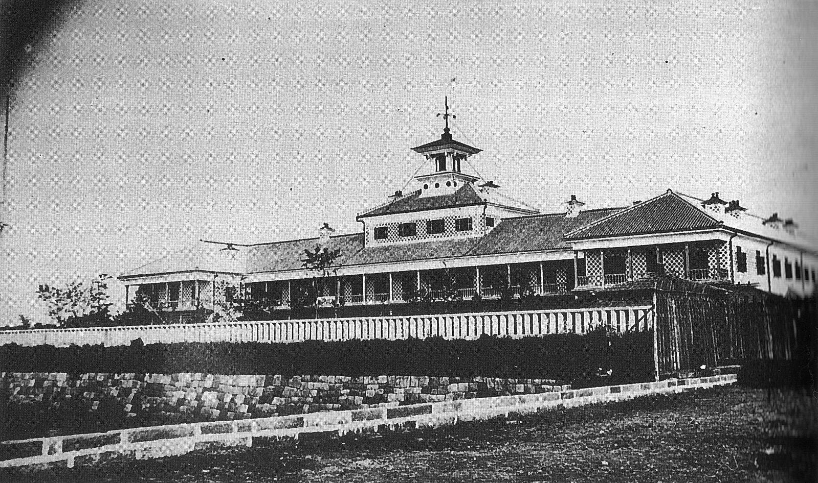 擬洋風建築 築地ホテル館