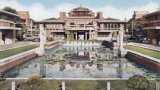 帝国ホテル 竣工
