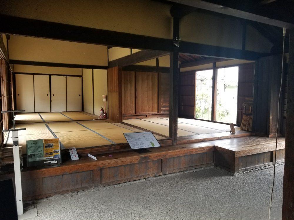 田の字型住居 四間取り住居 民家