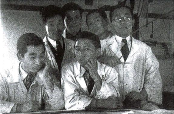 丹下健三 前川國男