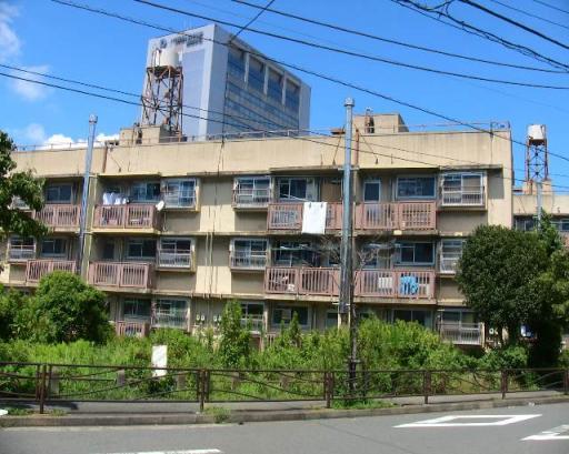 日本住宅公団 集合住宅 団地