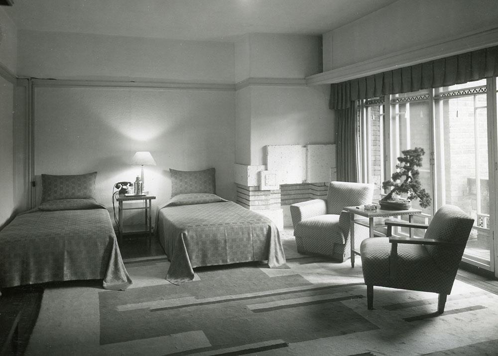 帝国ホテル 客室