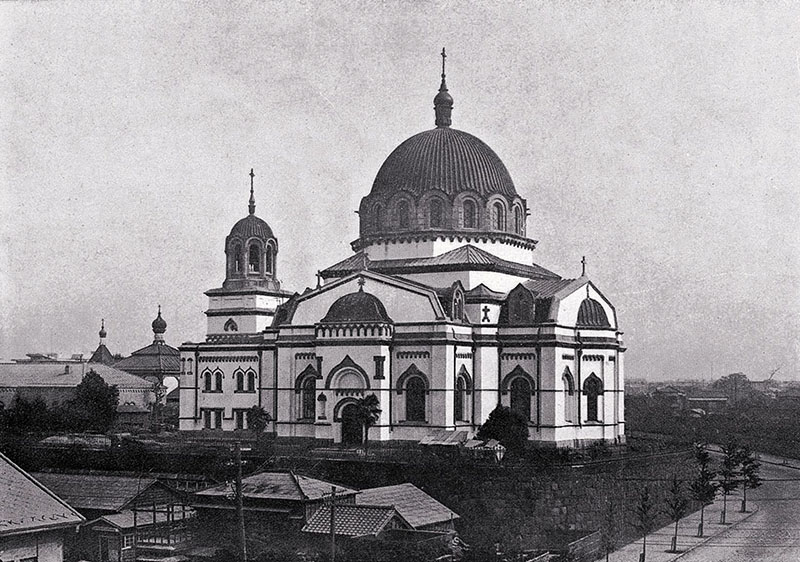 ニコライ堂 復活 1929年