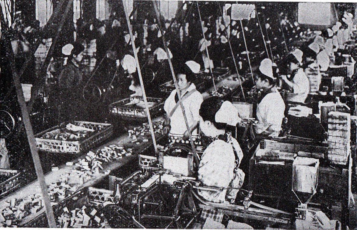 明治時代 マッチ工場 神戸