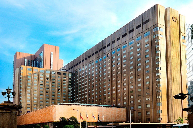 帝国ホテル 三代目