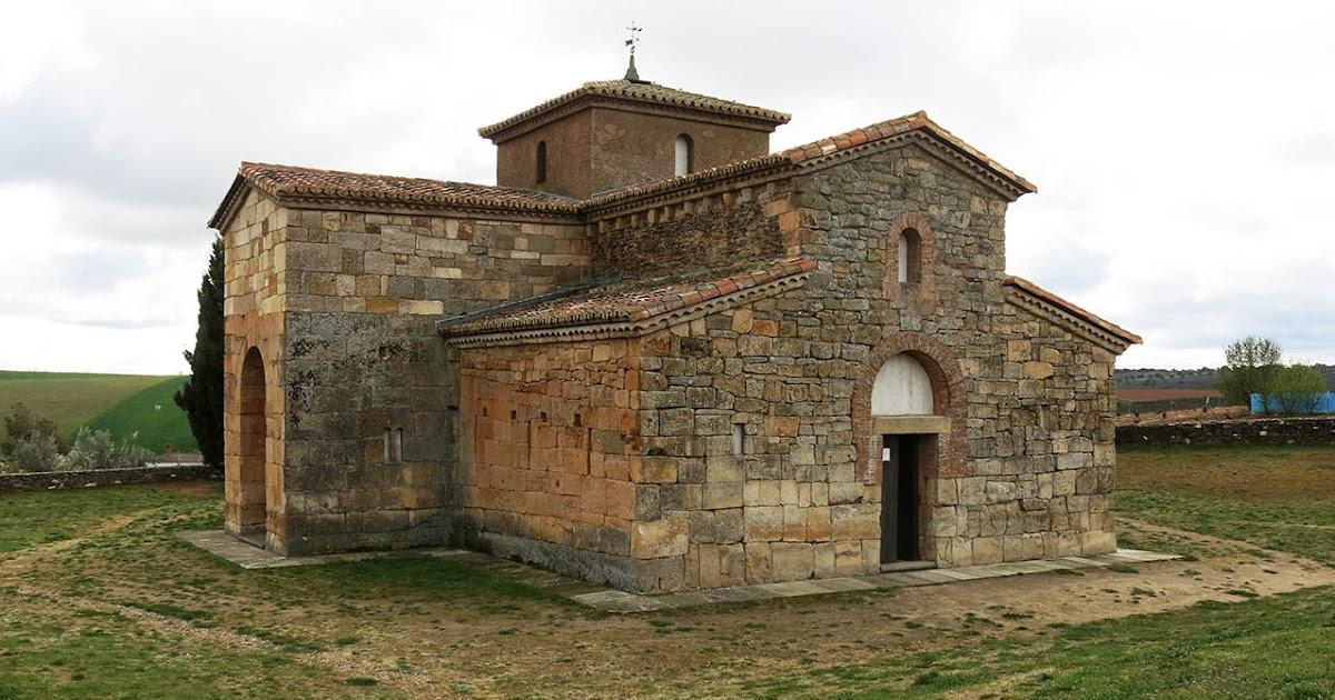 サン・ペドロ・デ・ラ・ナーベ聖堂 ゲルマン ロマネスク