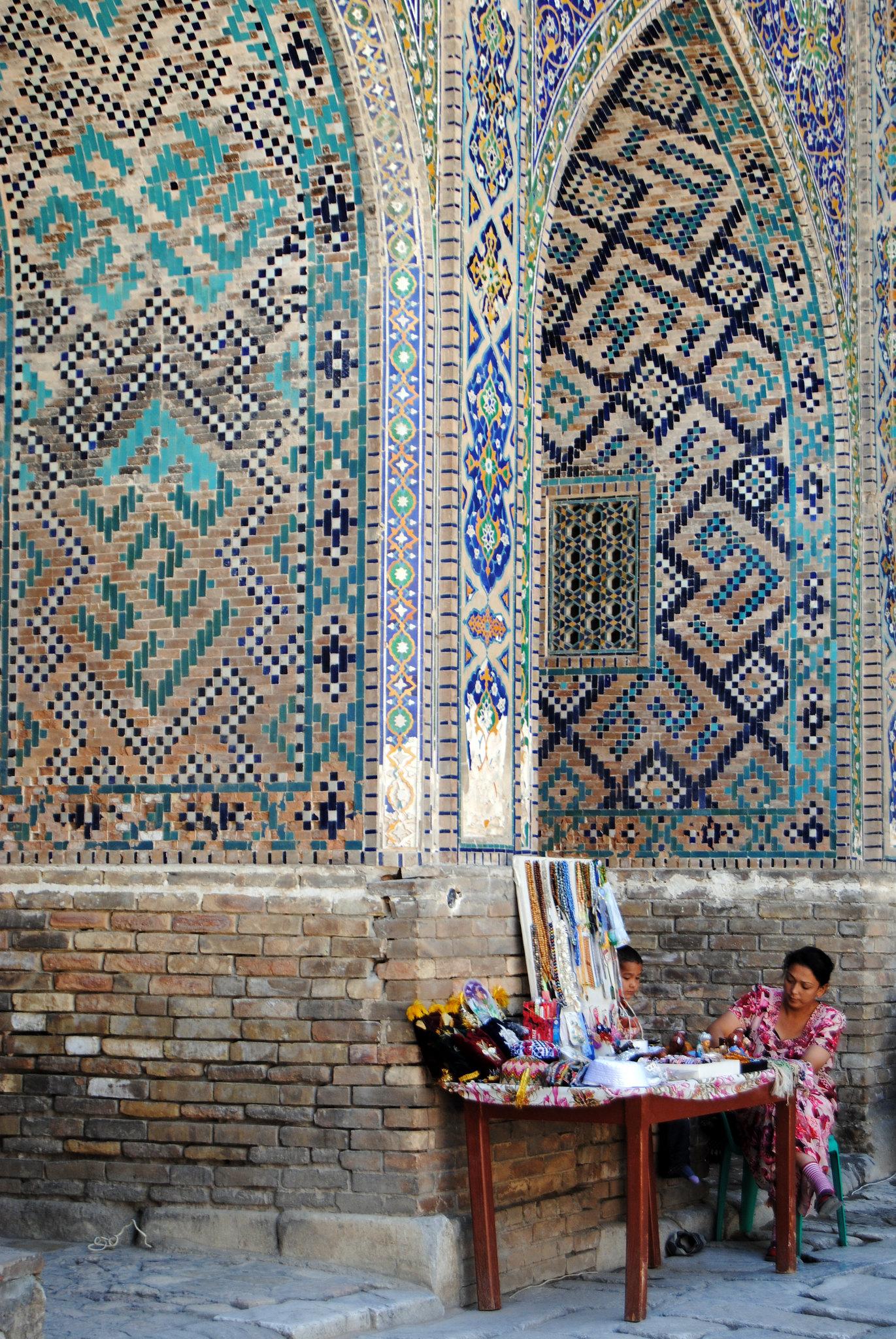 レギスタン イスラム建築