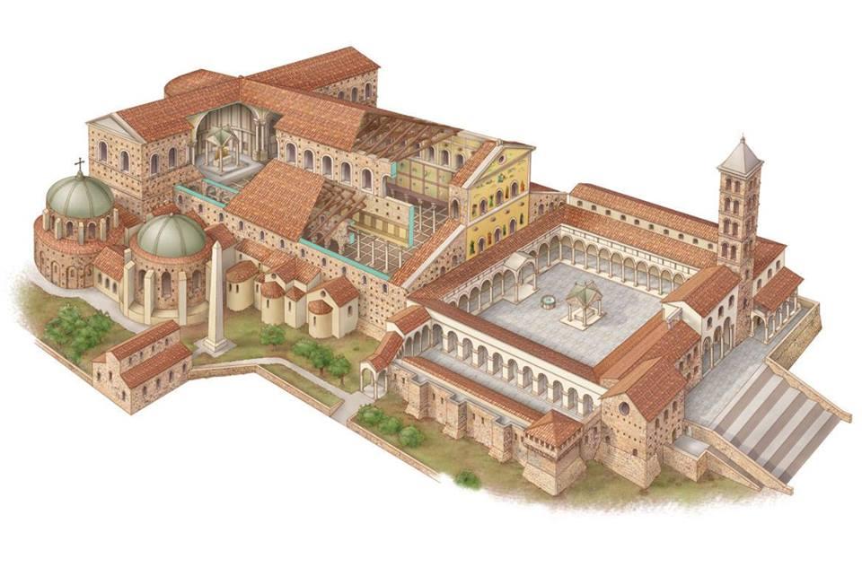 サン・ピエトロ大聖堂 初代