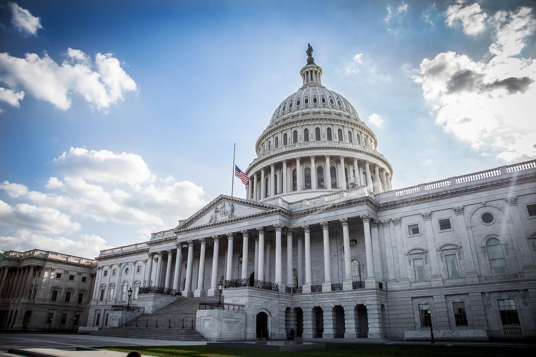 アメリカ合衆国議会議事堂 ドーム