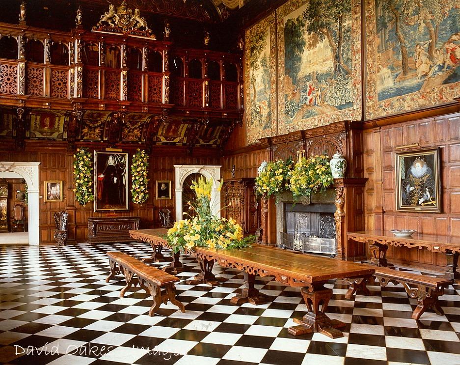 エリザベス1世 ハットフィールドハウス
