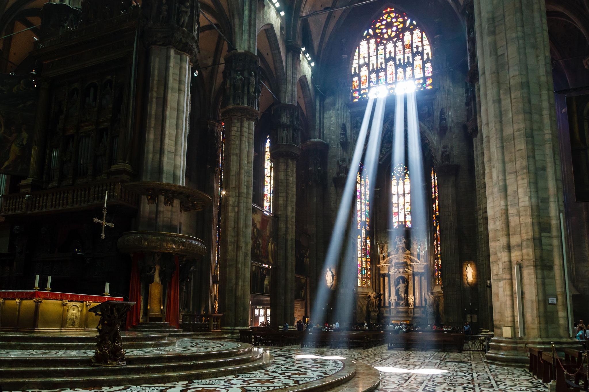 ミラノ大聖堂 ドゥオモ