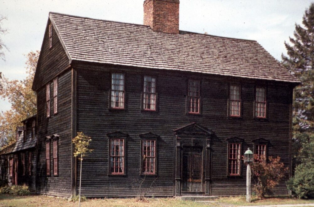 コロニアル様式 アメリカ 植民地