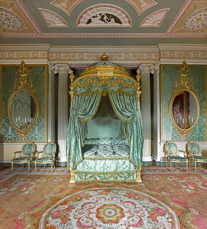 ヘアウッドハウス ハーウッドハウス 寝室