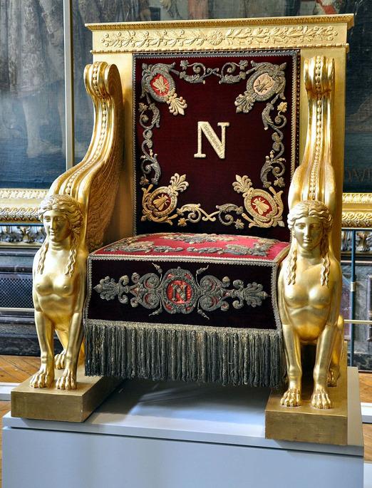 アンピール様式 ナポレオン N チェア