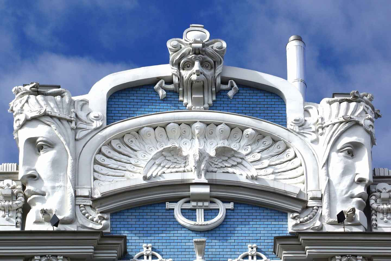ユーゲント・シュティール 建築