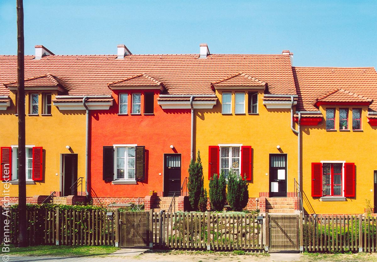 ファルケンベルグの住宅群