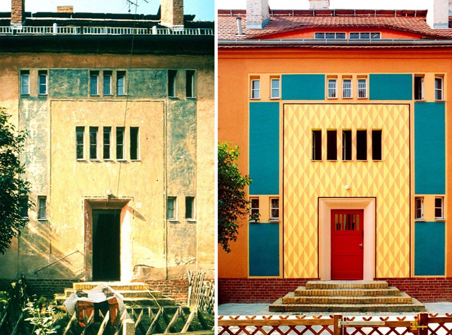 ファルケンベルグの住宅群 改修
