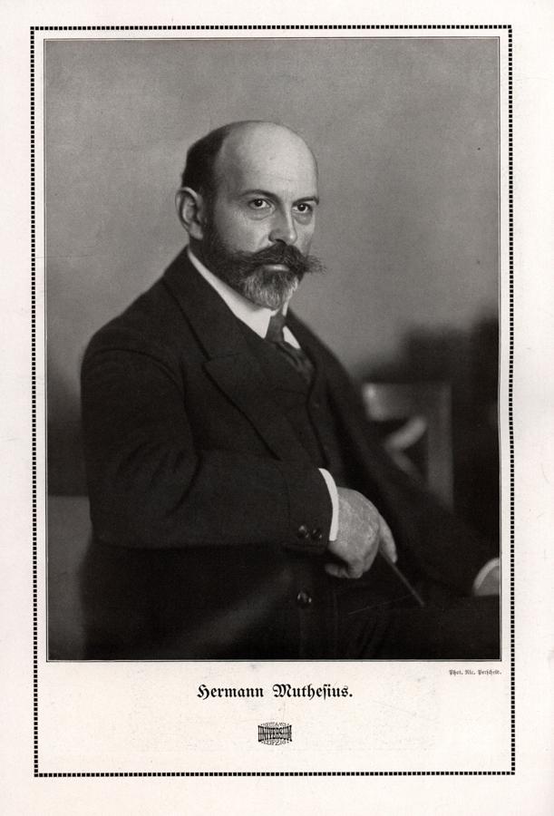 ヘルマン・ムテジウス