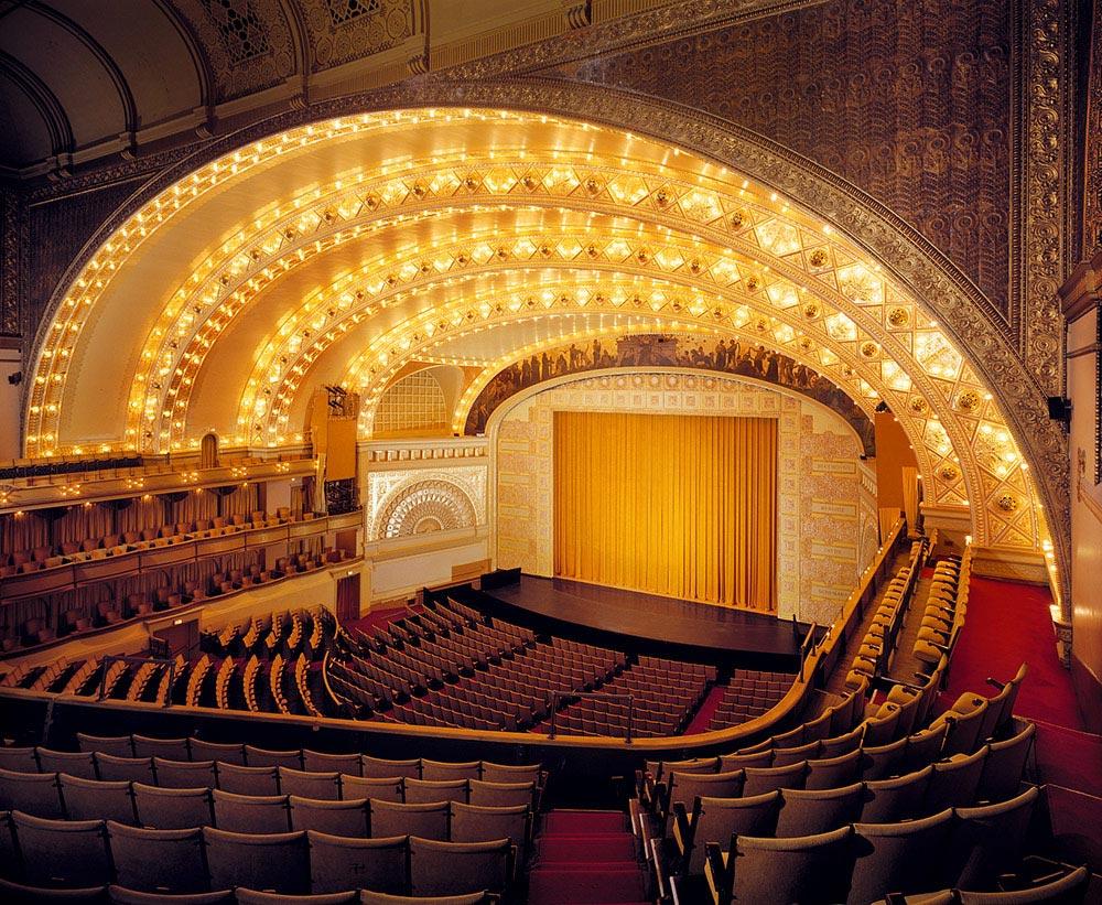 オーディトリアムビル 劇場 シカゴ サリヴァン