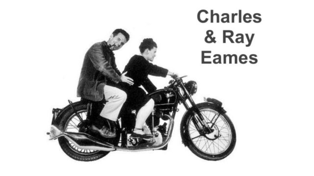 チャールズ&レイ・イームズ