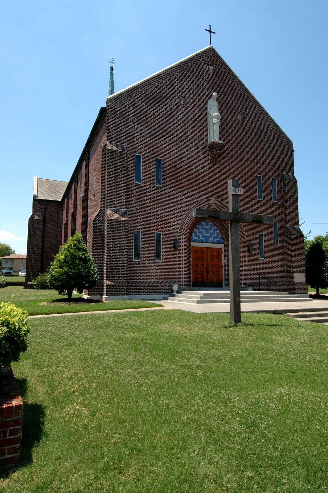 聖メアリー教会 イームズ