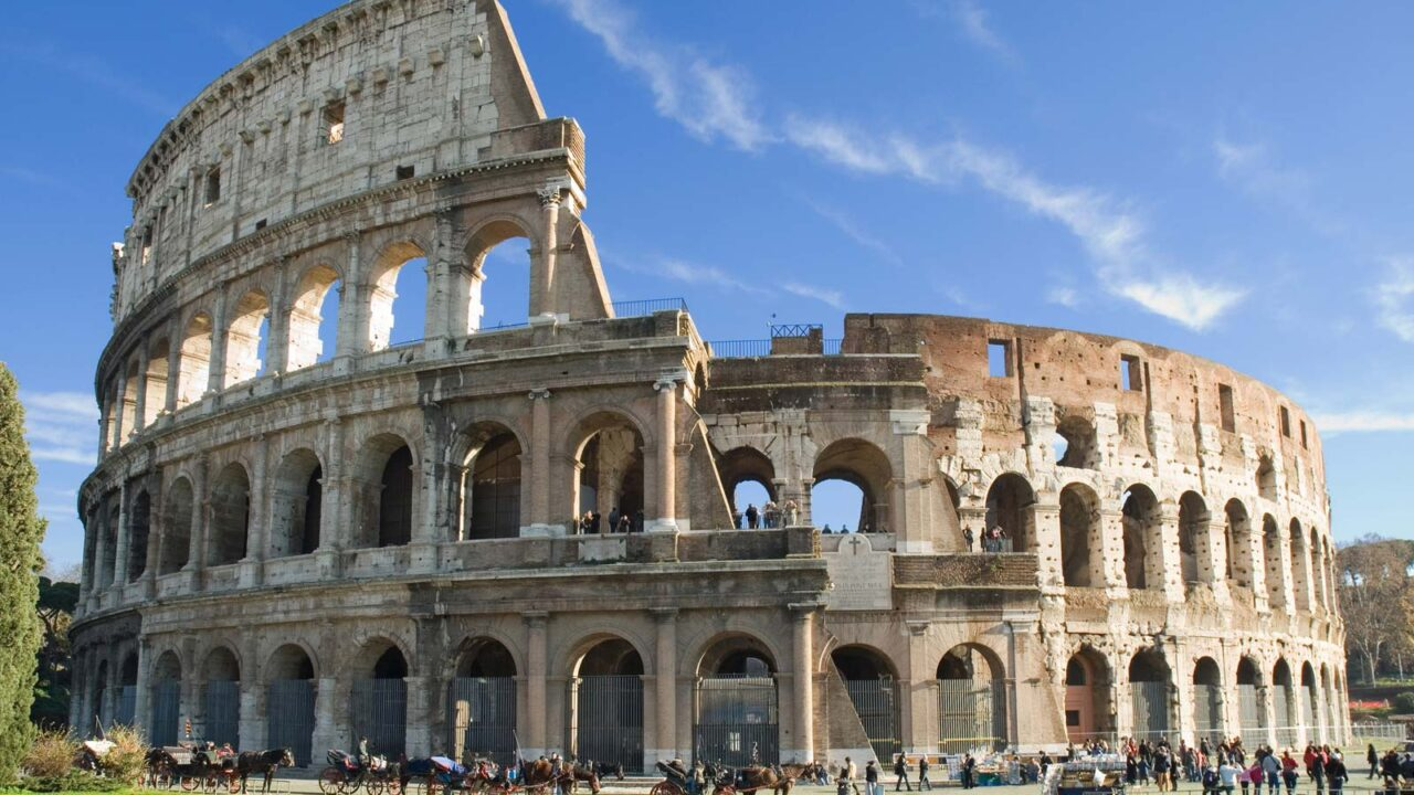 古代ローマ コロッセウム コロッセオ