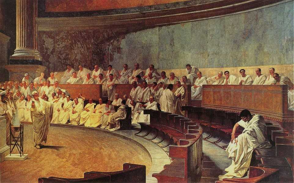 元老院 共和制ローマ