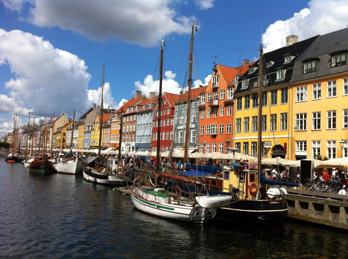 デンマーク 首都 コペンハーゲン