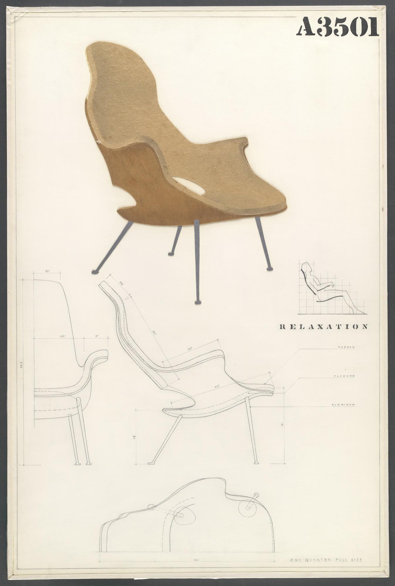 エーロ・サーリネン MOMA 1940