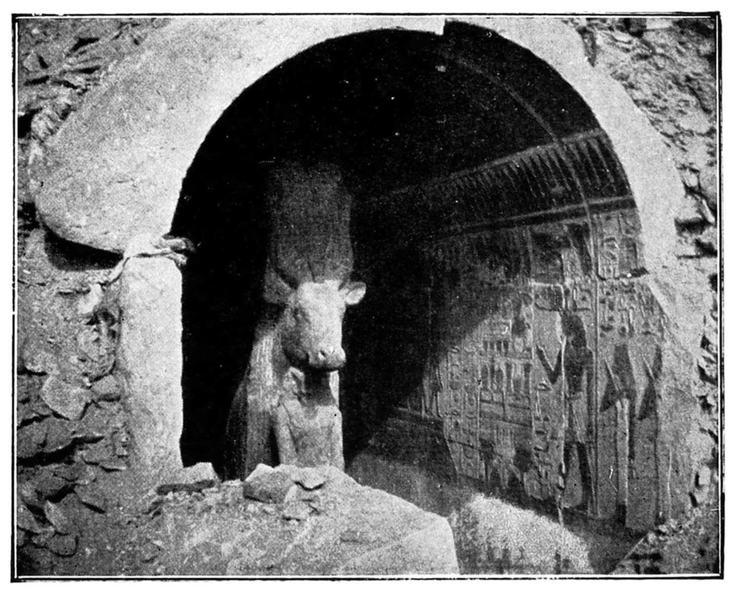 古代エジプト ヴォールト