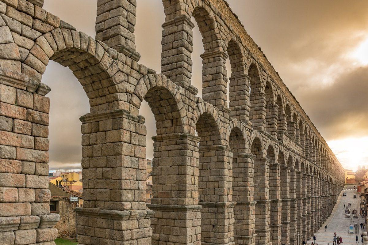 古代ローマ アーチ