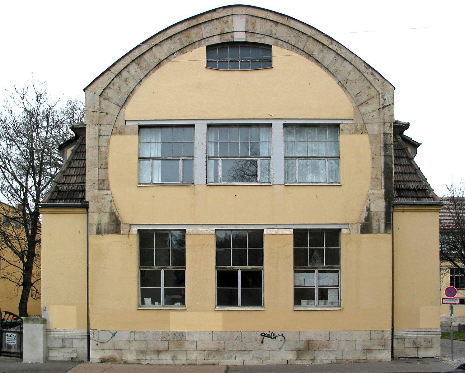 工芸学校 ヴェルデ ヴァイマル ワイマール バウハウス