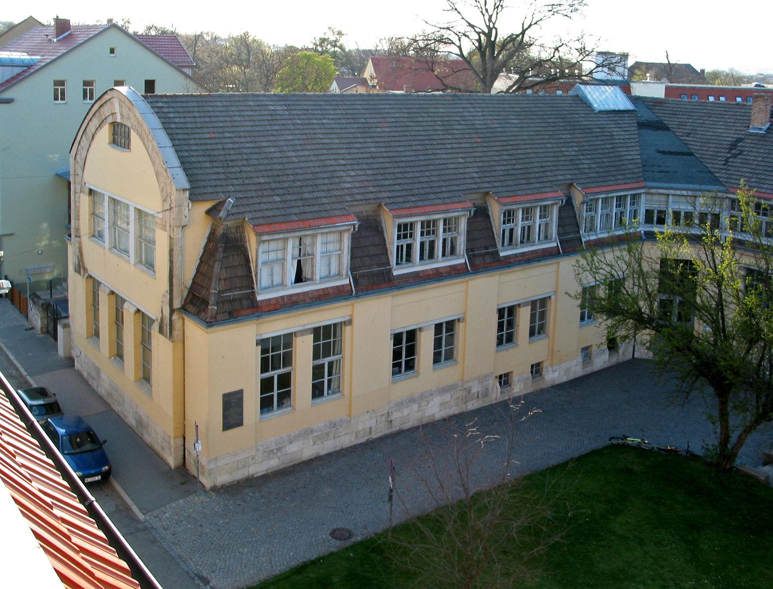 工芸学校 バウハウス ヴァイマル校