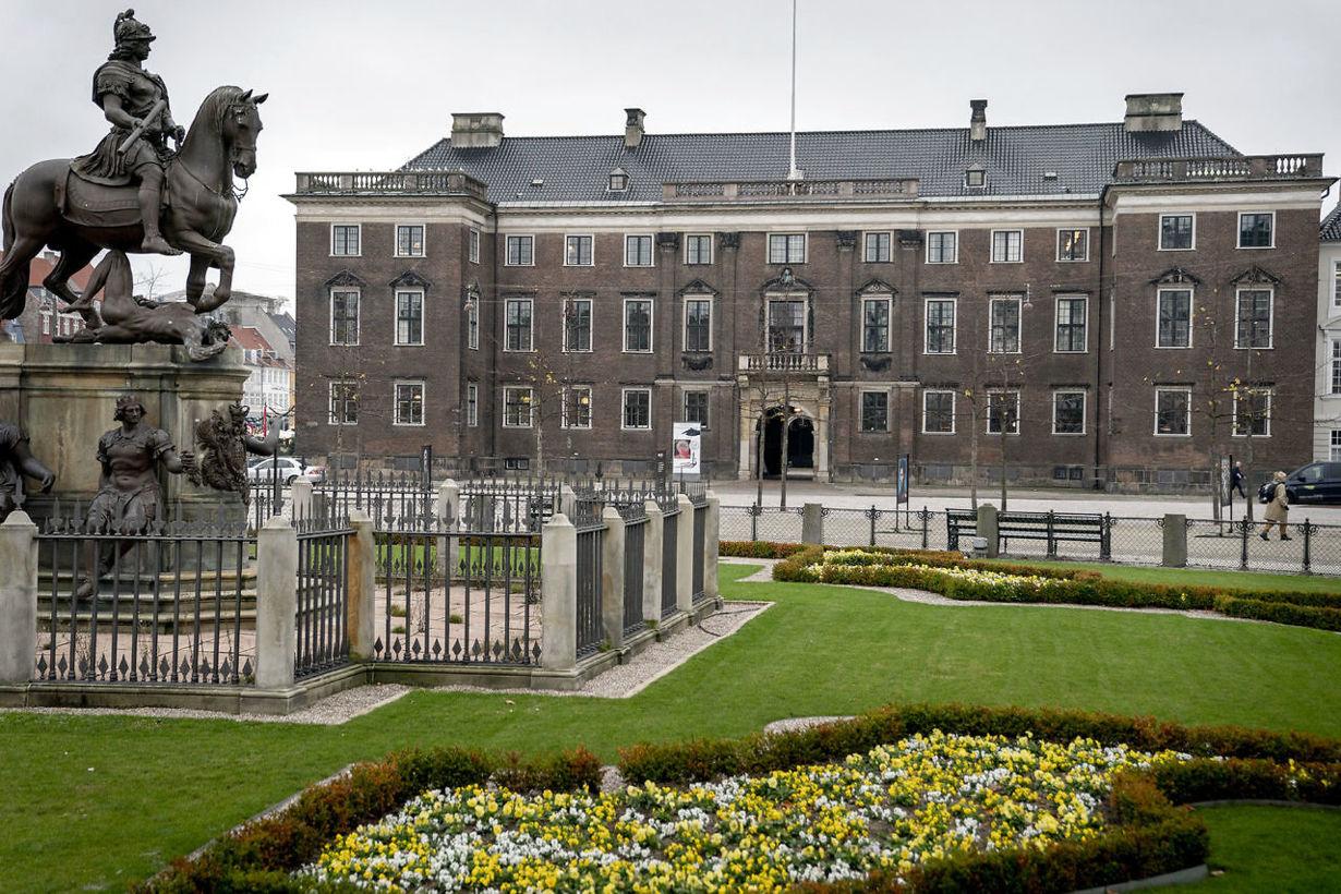 デンマーク王立芸術院 アカデミー