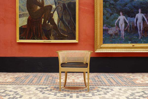 フォーボー美術館 チェア 椅子