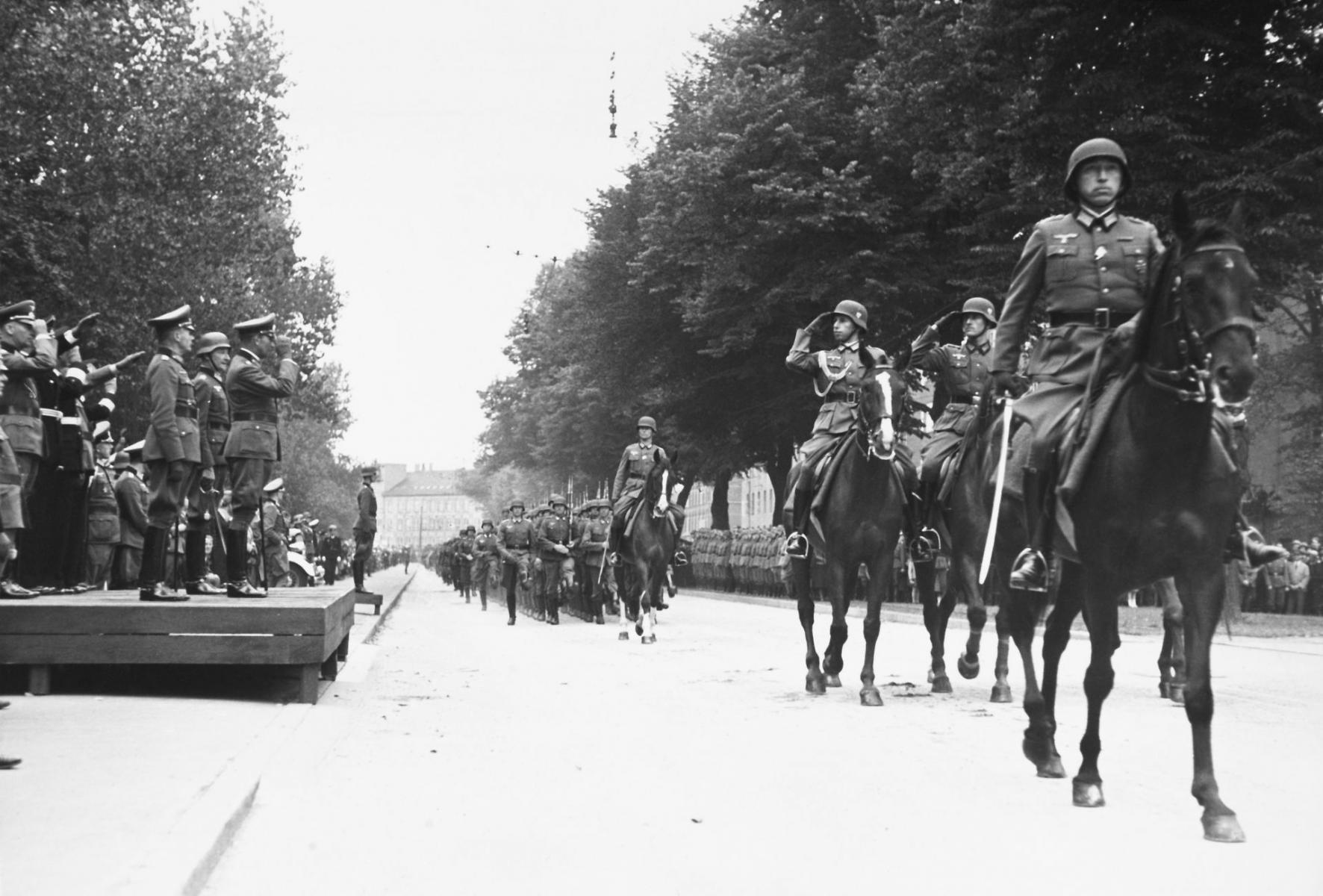 デンマーク占領 ナチスドイツ