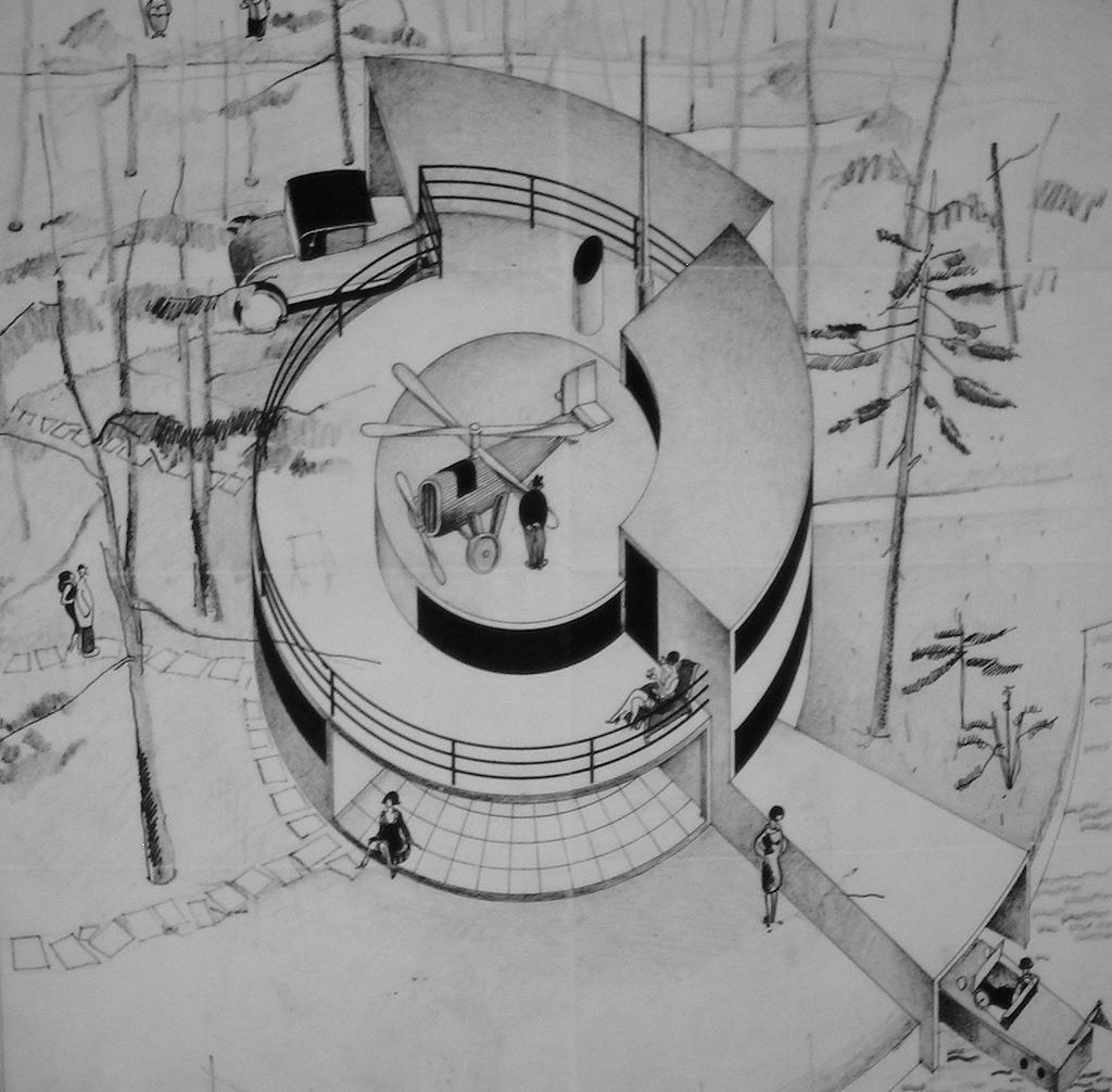 未来の家 設計図
