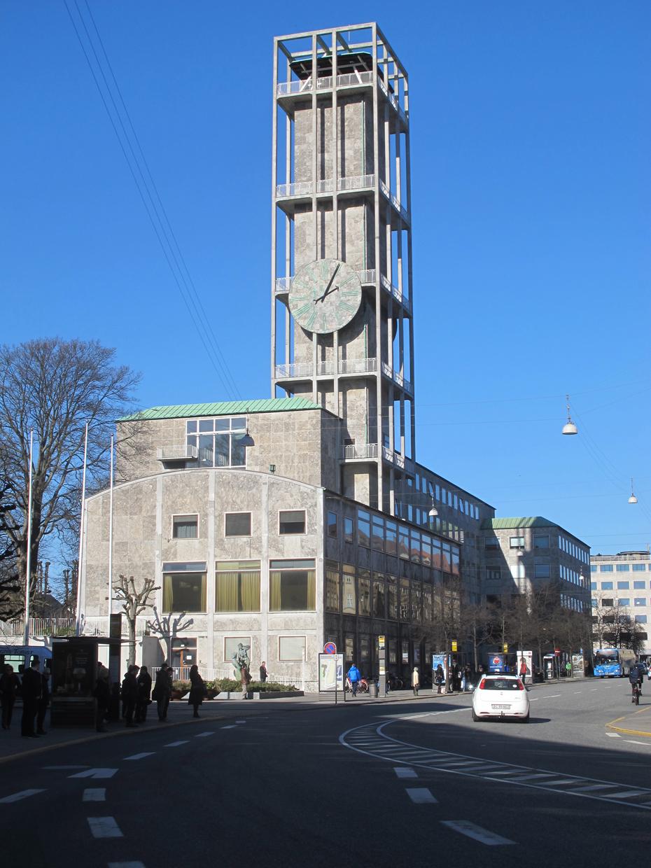 オーフス市庁舎
