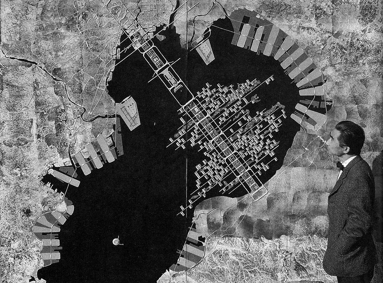 東京計画1960 丹下健三